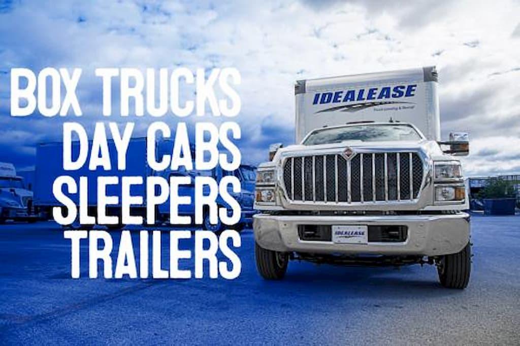 idealease truck leasing